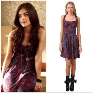 """Marc by Marc Jacobs """"Circus Paisley"""" Dress S"""